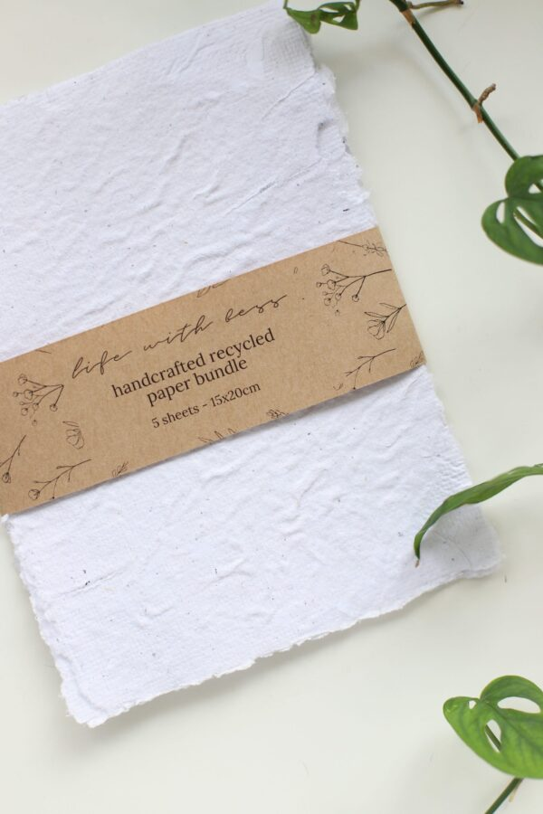 Recycled Paper Pack of 5